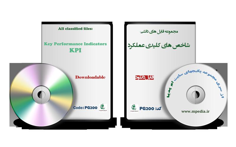 شاخص های کلیدی عملکرد KPI