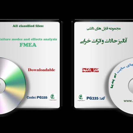 مجموعه آنالیز حالات و اثرات بالقوه خرابی FMEA